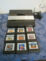 """Original Atari 5200 Video Game Console 2 Ports """"Untested"""" Parts Or Repair As Is - $147.58"""