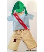 EL CHAVO OCHO Costume Kid BABY 0-24 MONTHS XX-SMALL Boy Party Halloween ... - $42.52
