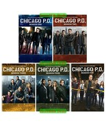 Chicago PD The Complete Series Collection Season 1 2 3 4 & 5 DVD Set New... - $54.00