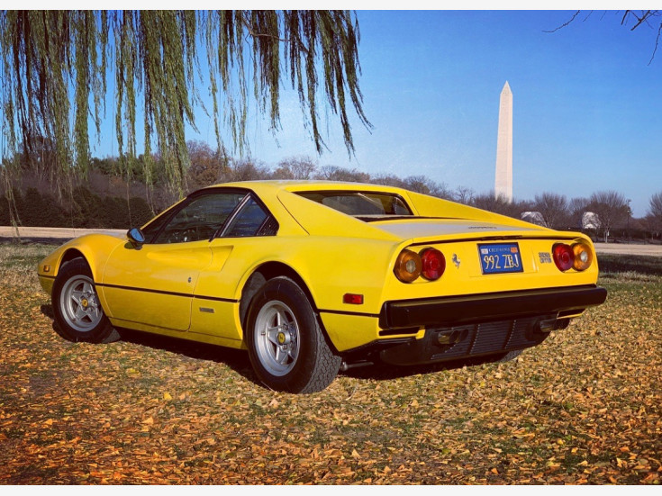 1979 Ferrari 308 GTBFor Sale In Washington, DC 20009