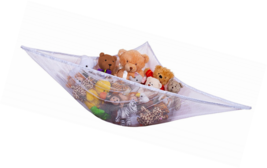 Jumbo Toy Hammock - Organize stuffed animals or... - $13.85