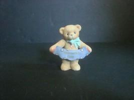 Enesco Cherished Teddies Millennium Bear Figurine, No Box, No COA - $2.99