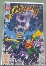 Robin III: Cry of the Huntress #1 (Dec 1992, DC) - $1.50