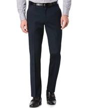 TM Exposure Men's Premium Slim Fit Dress Pants Slacks Flat Front Multiple Colors image 2