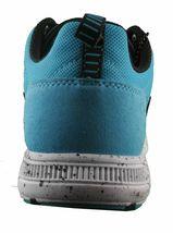 Supra Owen Turquoise Black Suede Running Cross-trainer Skateboarding Shoes NIB image 3