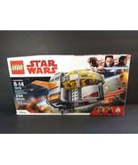LEGO Star Wars Episode VIII Resistance Transport Pod 75176 Building Kit ... - $38.61