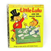 Margies Little Lulu Little Golden Book Vintage 1954 203 A 1st Edition No... - $30.60
