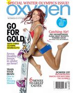 Elena hight in oxygen magazine february 2014 issue 1 thumbtall