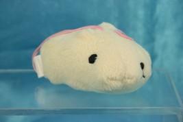 TRYWORKS Capybara-san Kapibarasan Figure Plush Doll Screen Cleane P2 White san - $19.99