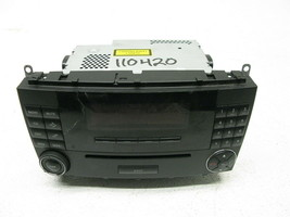 05-09 MERCEDES W209 CLK500 CLK320 CLK550 CD RADIO PLAYER NAVIGATION 110420 - $311.50