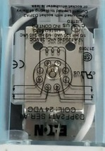 EATON CUTLER-HAMMER D3PF2AT1 SER. A1 RELAY 12AMP 240VAC 24VDC COIL 8PIN image 2