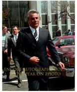 JOHN GOTTI  Authentic Original  SIGNED AUTOGRAPHED PHOTO w/ COA 5288 - $220.00