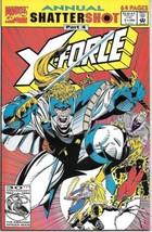 X-Force Comic Book Annual #1 Marvel Comics 1992 NEAR MINT NEW UNREAD - $3.99