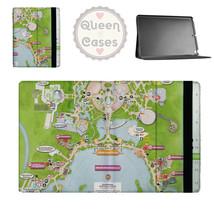 Epcot Center Map Tablet Flip Case - $29.99+