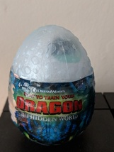 NEW and unopened How to Train Your Dragon Hidden World EGG  Light fury - $37.00