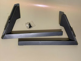 SONY XBR-75X900F Stand Legs With Screws Part: 4-726-800-11 & 4-726-801-1... - $59.39