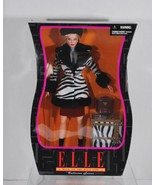 Elle Doll A Walk on the Wild Side...Collector Series #D21302 2000 NIB Ze... - $19.95