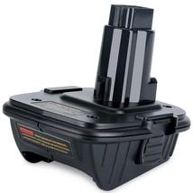 Battery Adapter For 18Volt & 20Volt, Convert Dewalt 20V Lithium Batter - $27.99