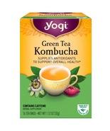 Yogi Tea, Green Tea Kombucha, 16 Tea Bags, 1.12 oz (32 g) - $4.00