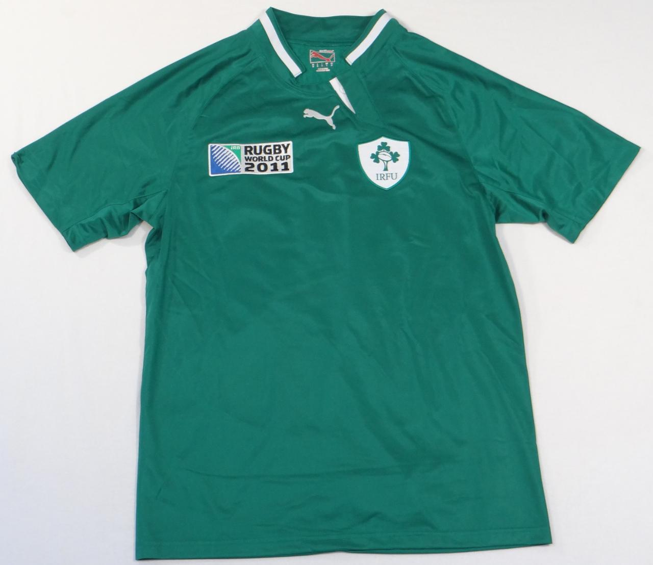 026cb97c231da Puma Irish Rugby Football Union IRFU Green and 15 similar items
