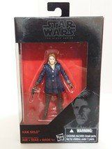 "Star Wars The Black Series 3.75"" - Han Solo (Starkiller Base) Wal-Mart E... - $5.00"