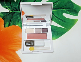 *NEW* Lulu dk for Clinique all about shadow trio with powder blusher - $11.99