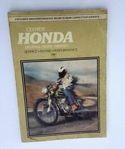 Honda 125-200cc Twins Repair Manual 1964-1977 M321 Clymer Publications - $19.79