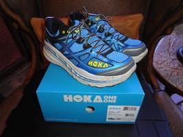 Hoka One One Mens Stinson 3 ATR Shoes 1008326  Blue   12.5 - $125.00
