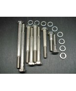 94 95 Ford Mustang 302 5.0L EFI water pump bolts kit stainless steel 199... - $9.71