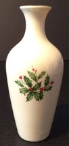 Lenox Holiday Bud Vase Christmas Special - $24.73 CAD