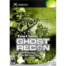 Tom Clancy's Ghost Recon - Xbox [Video Game] - $6.43