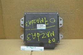 2007 Mazda 3 2.0L AT Engine Control Unit ECU LFS718881E Module 768-10C5 - $56.99