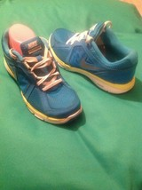 Boys 6Y Men's 6M Women's Sz. 8M Nike Dual Fusion Blue Running Shoes 525593-401 - $31.97