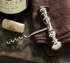 NEW Pottery Barn Harrison Wine Pull Corkscrew HEAVY DUTY Opener - $11.40