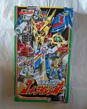 TOMY  Zettai Muteki Raijin-Oh  God-Raijin-Oh  Figure Robot hero Collecti... - $1,387.49