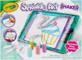 Crayola Sprinkle Art Shaker, Rainbow Arts  Crafts for Girls, Gift, Age 5... - $24.93