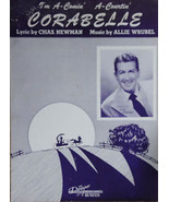 I'm a-Coming Corabelle 1947 Sheetmusic - $1.75