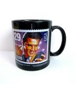 Vintage 1992 EPE Elvis Presley 29 Cent USPS U. S. Postal Stamp Coffee Cu... - $8.99