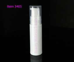 500 Airless Pump Bottles Serum Mini Travel Trial Size Disposable 5 ml #3405 - $459.95