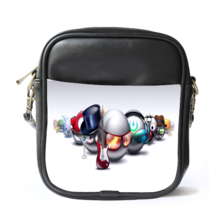 Sling Bag Leather Shoulder Bag DJ Animation Popular Elegant Music Editions - $14.00