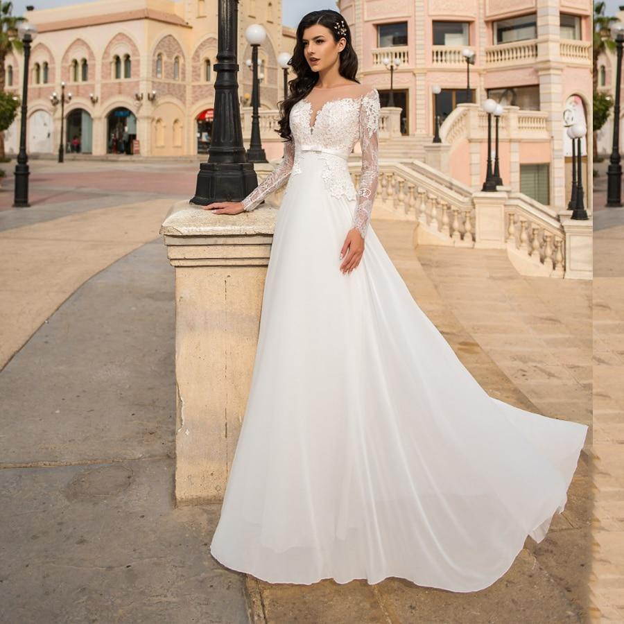 0 bohemian country wedding dresses long sleeve appliques lace beach boho beach plus size wedding
