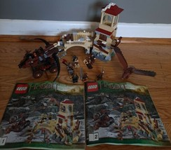 LEGO HOBBIT (79017) Battle of the Five Armies -Complete(With Manuals/No ... - $112.19