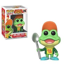 Kellogg's Honey Smacks Dig Em' Frog Pop! Vinyl Figure #25 - $12.34