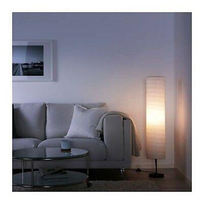 IKEA HOLMO FLOOR LAMP SHADE RICE PAPER