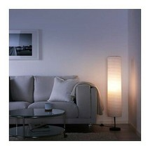 IKEA HOLMO FLOOR LAMP SHADE RICE PAPER - $32.66