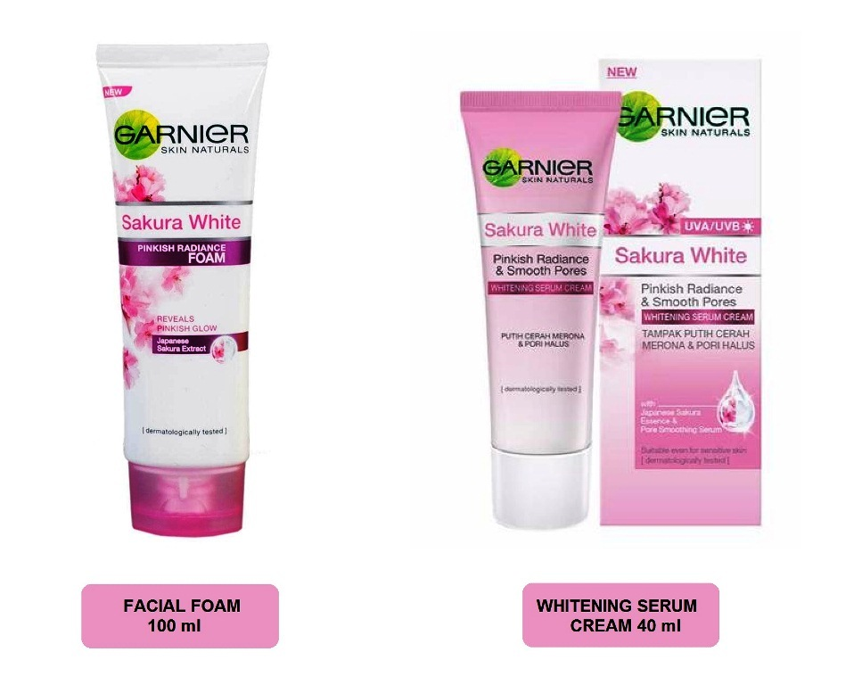 ... Garnier Sakura White - Facial Foam and 50 similar items. Photo 2