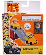Cheese Festival Minion Playset - $8.50