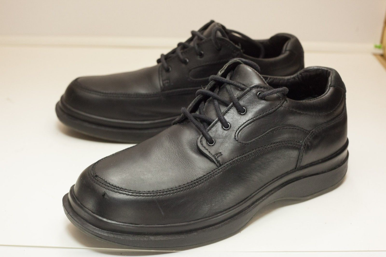 Redwing US 10.5 D Black Lace Up Oxford Men's