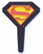 12ct. Superman Cake Picks - $3.99