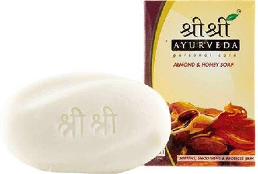 Primary image for Sri Sri Ayurveda Almond Honey Soap  (100 g)